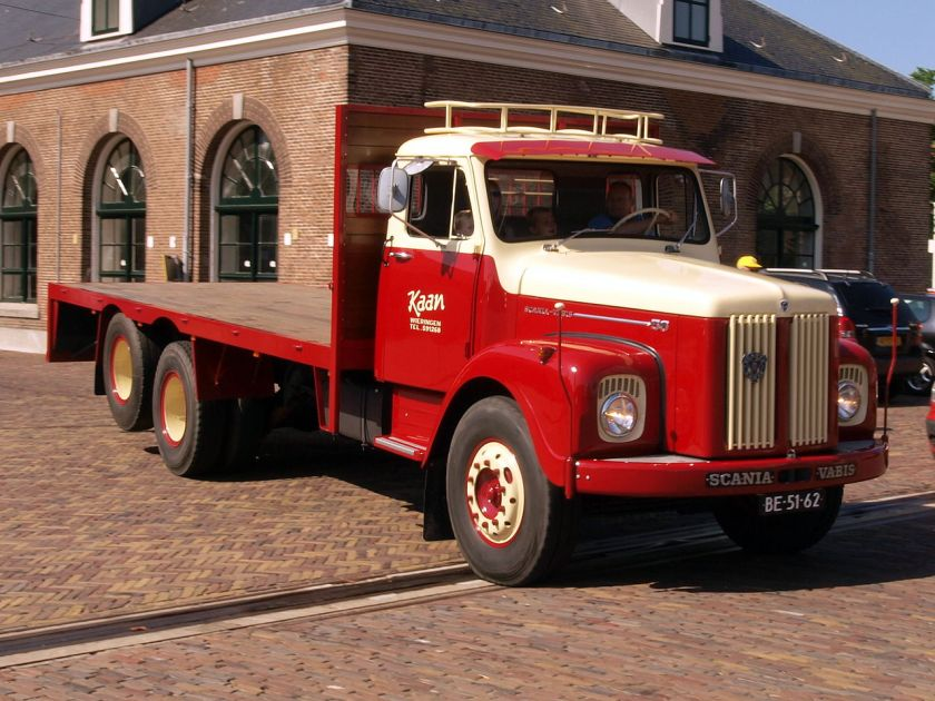 1967 Scania-Vabis LS5646