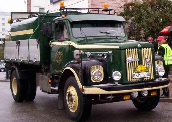 1968 Scania-Vabis L76.08