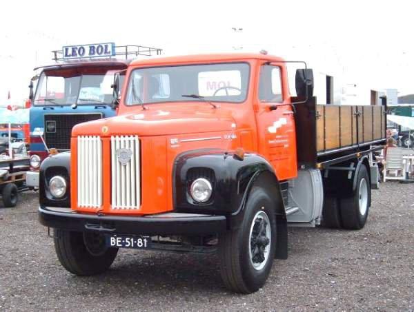 1972 SCANIA 85 Super