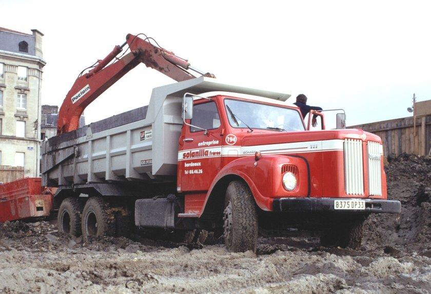 1974 SCANIA LT 111 P33