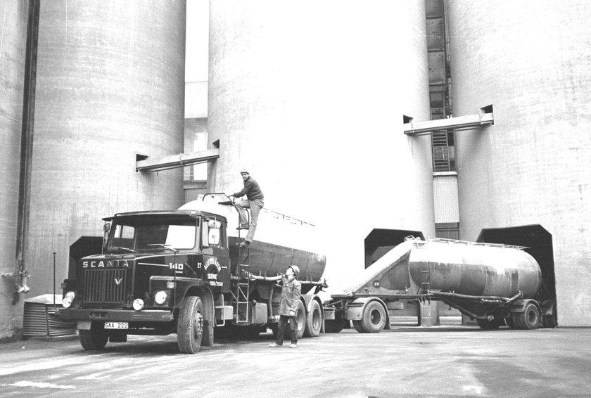 1976 SCANIA LS 140 222