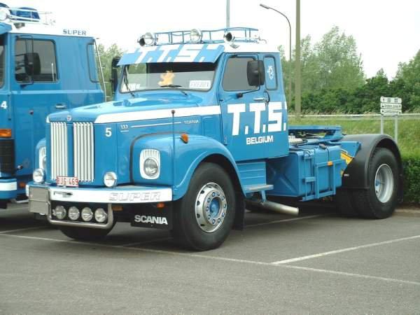 1978 SCANIA 111 Super
