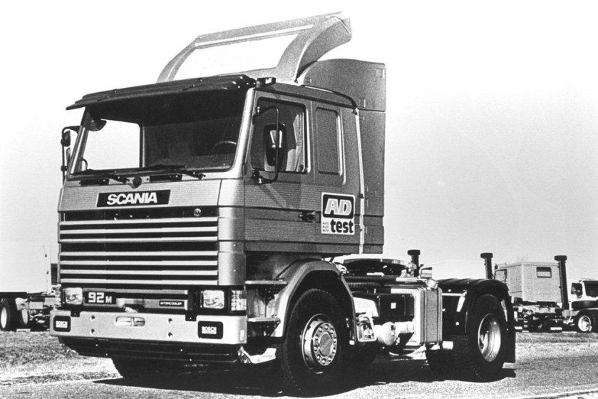 1980 SCANIA R 92 M