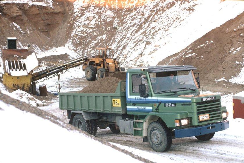 1980 SCANIA T 82 M 214