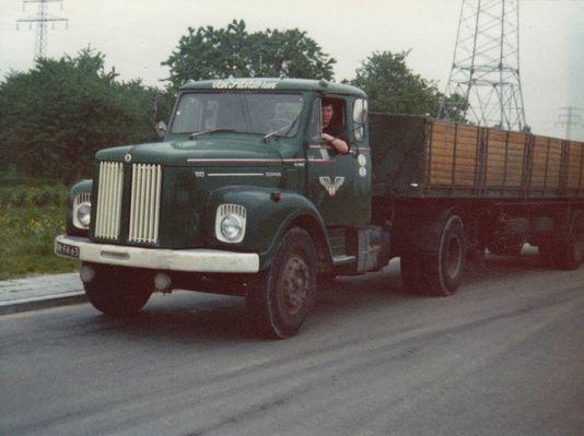 Scania 110 met Torpedo Cabine