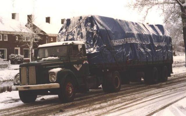 Scania 110 Torpedo Super