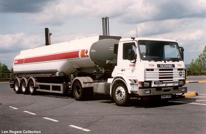 Scania 113M 360