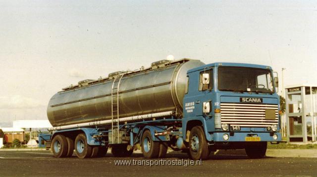 Scania 141 Jawico