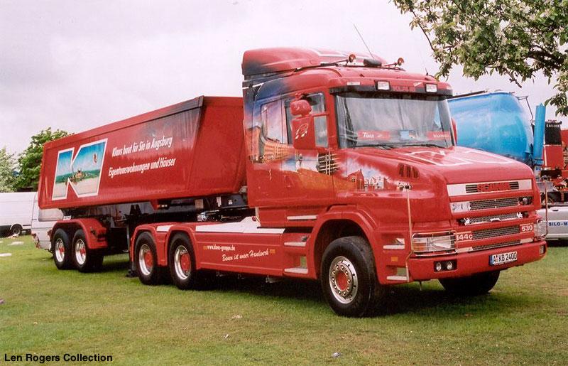 Scania 144G 530
