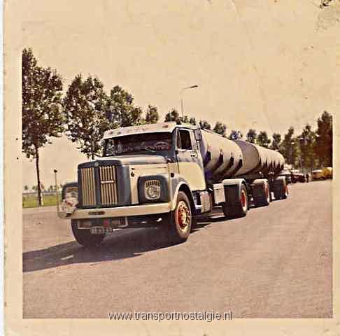 Scania 76 combi Folmer