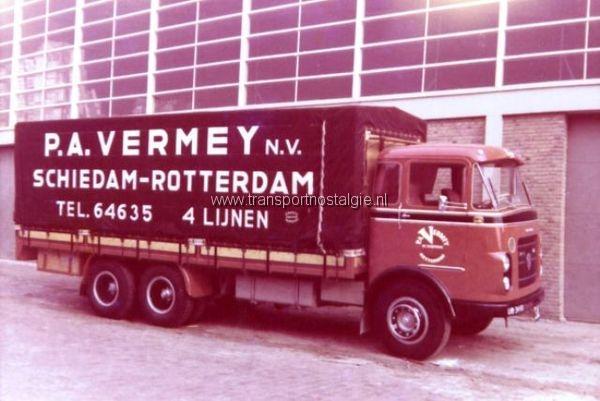 Scania 76 Fa Vermey Schiedam