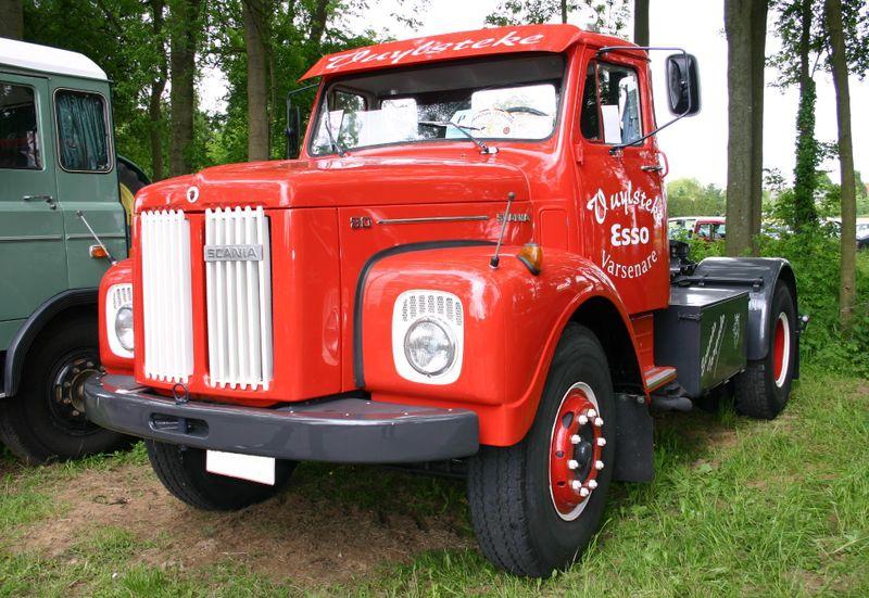 Scania b