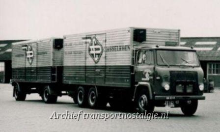 Scania Combi Disselkoen De Lier