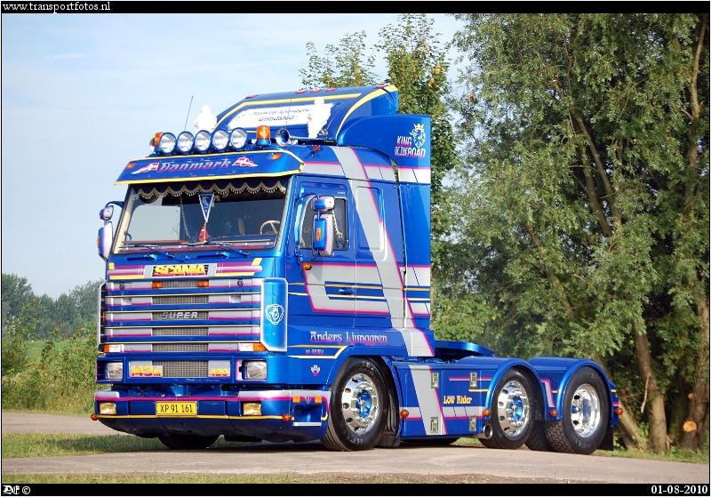 Scania Denmark Lundgren