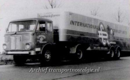 Scania Disselkoen De Lier