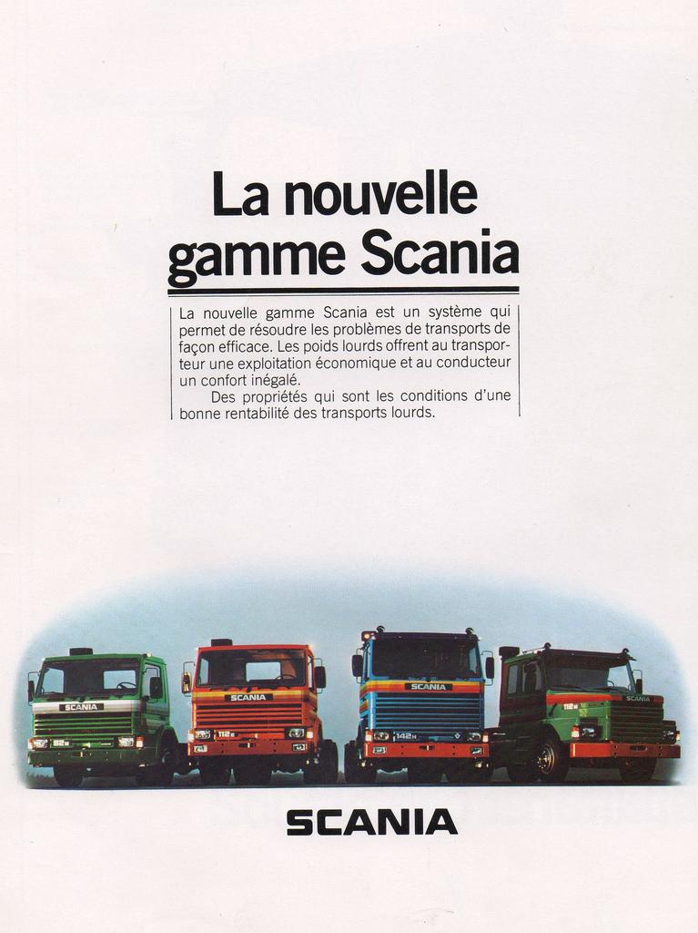 Scania F a