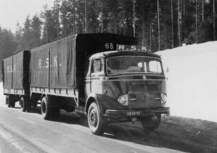 Scania Frontstuur RSK
