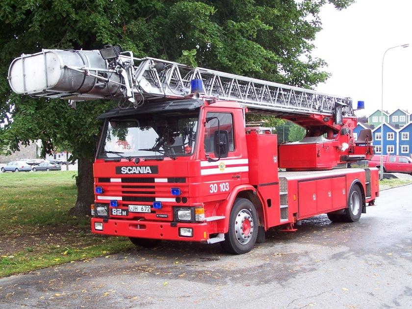 Scania G82M