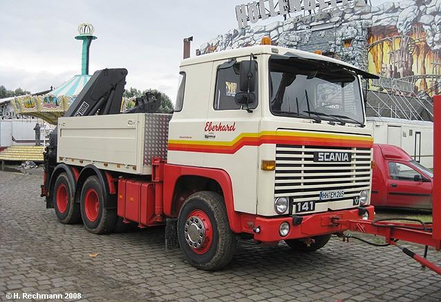 Scania LB 141 Schausteller-Zugmaschine