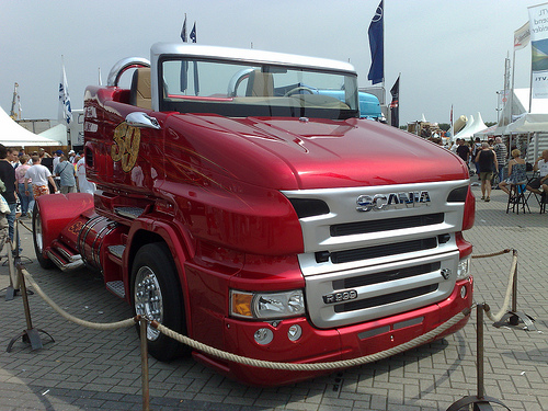 SCANIA Monster