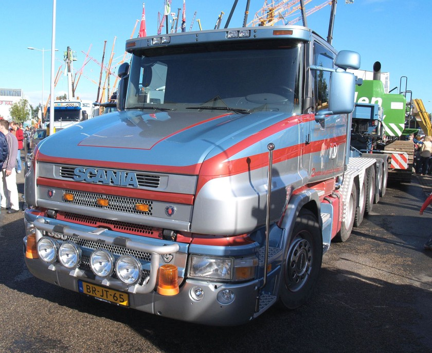 SCANIA T 580 T65