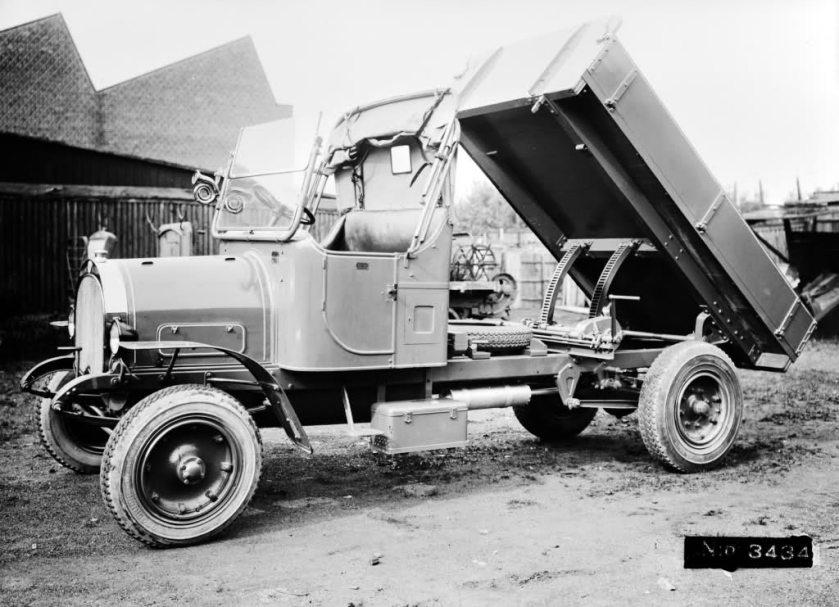 Scania Vabis 2.5-tonner