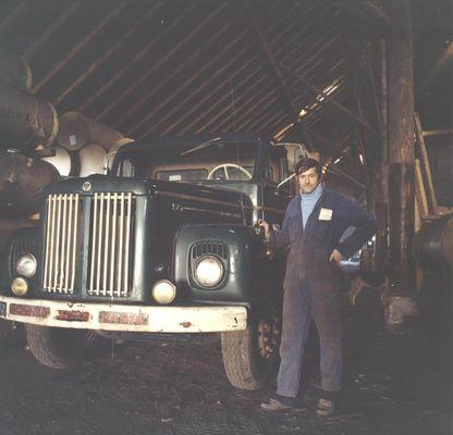 Scania Vabis 55