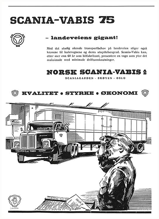 Scania-Vabis 75 adv