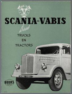 Scania Vabis ad Beers