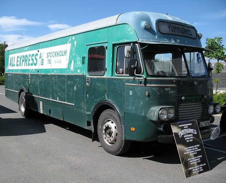 Scania Vabis B56