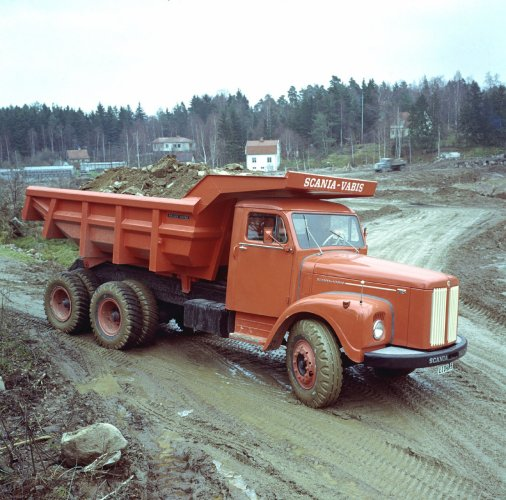 Scania Vabis js