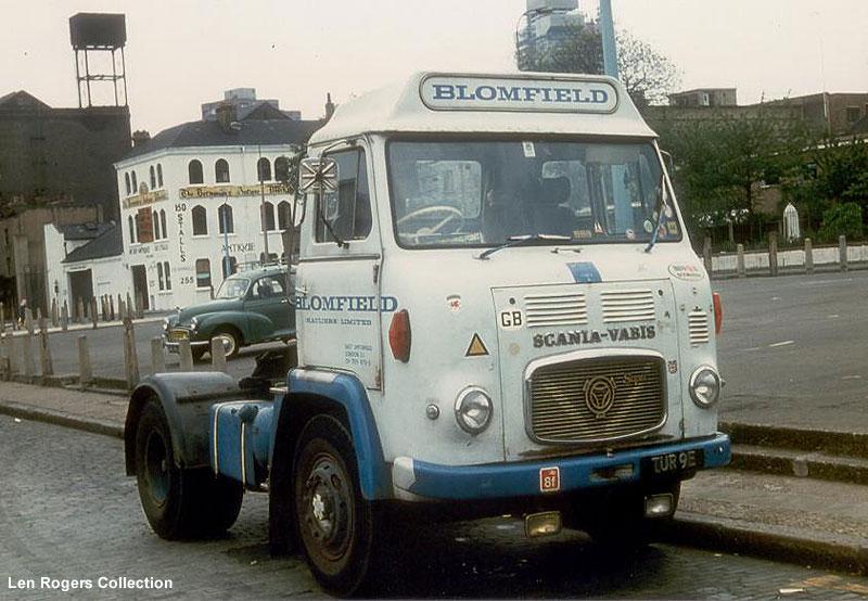 Scania Vabis LB 76