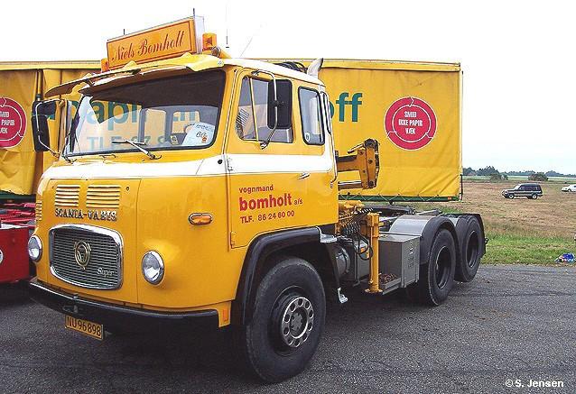 Scania-Vabis LBS 76 Super Sattelschlepper a