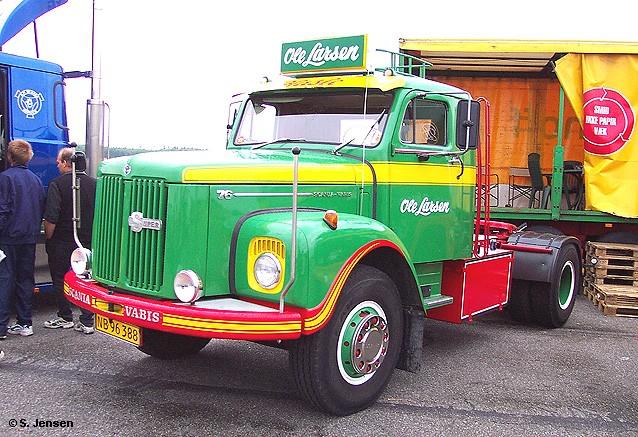 Scania-Vabis LS 76 Super Sattelschlepper