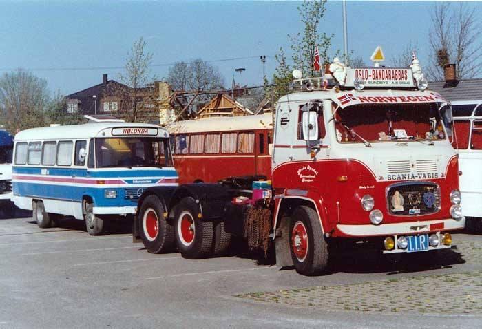 Scania Vabis Trekker