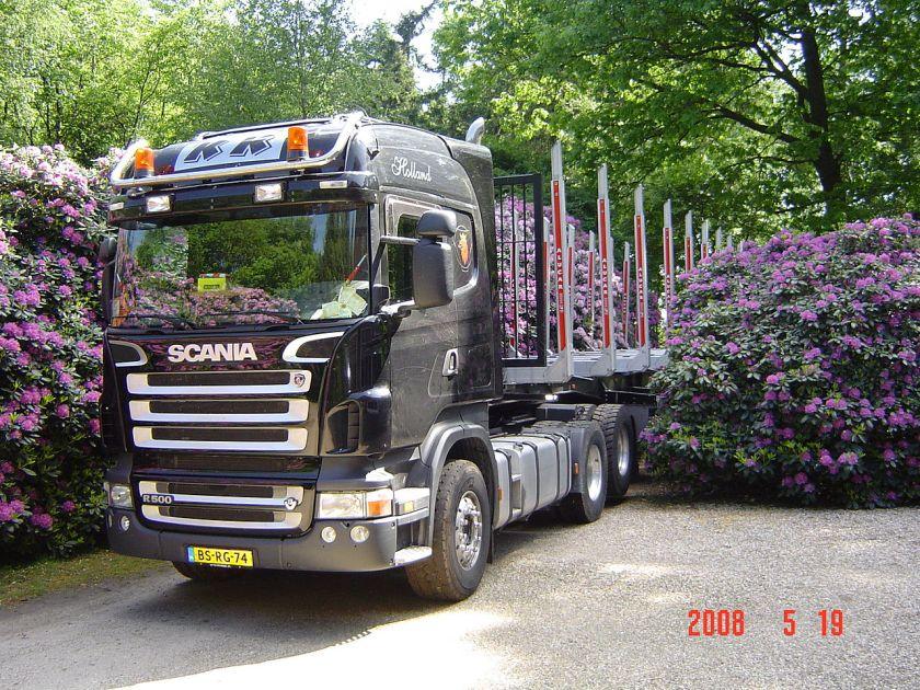 ScaniaR500