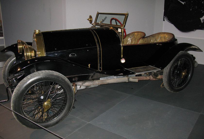 1913 Bugatti Type 18, christened Black Bess by second owner Ivy Cummings