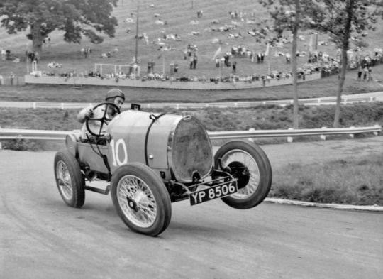 1920 Bugatti Type 13 Brescia a Fondo