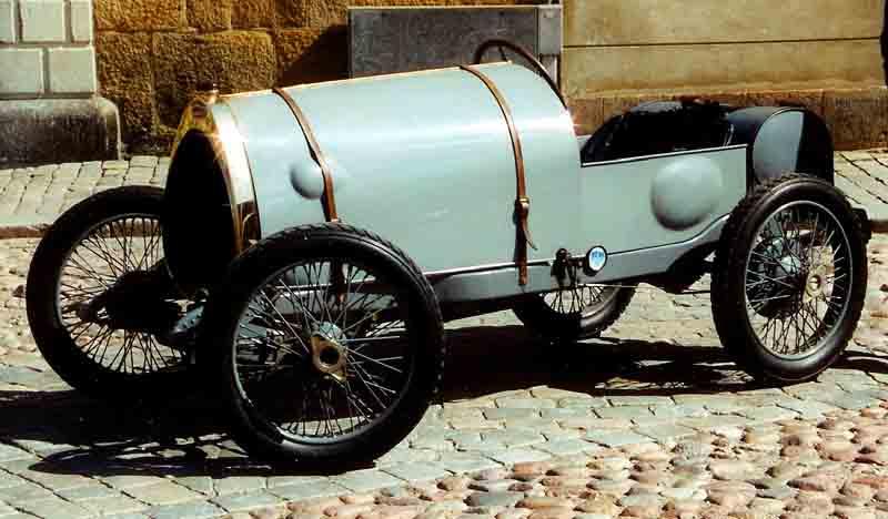 1922 Bugatti Type 13 Brescia Sport-Racing
