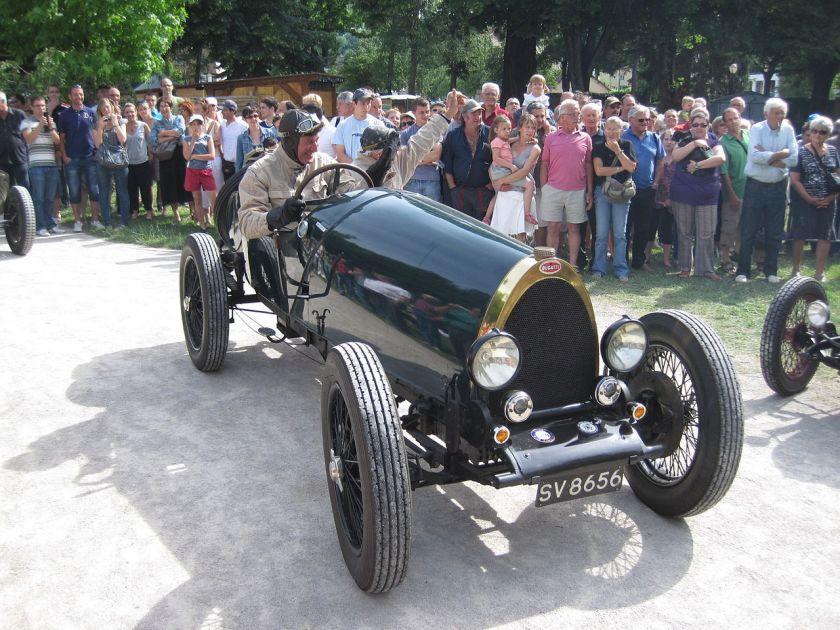 1924 Bugatti grand prix type 30