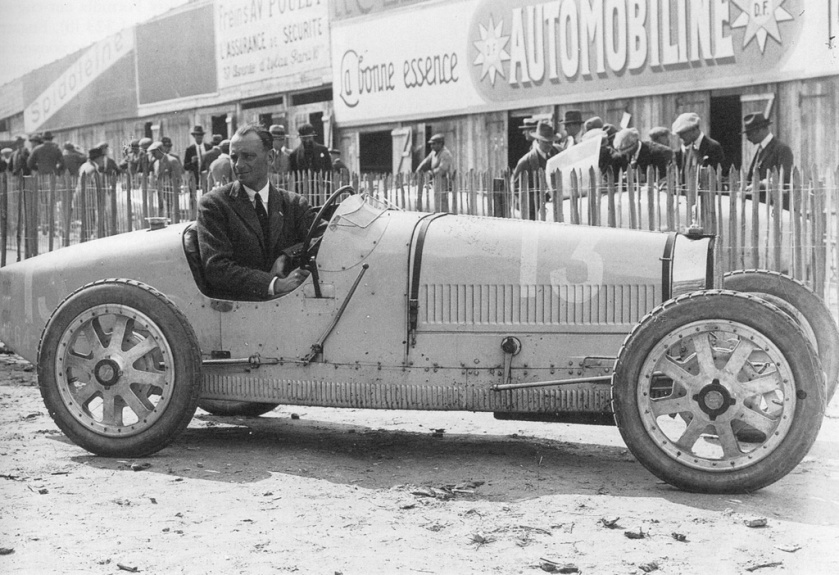 1924 Bugatti Type 35 GP ACF Lyon