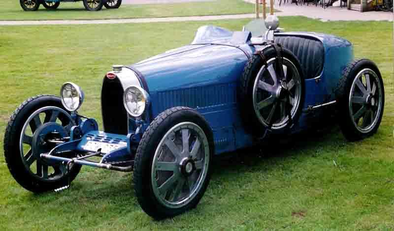 1925 Bugatti Type 35A Grand Prix Racer