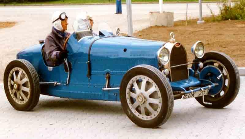1926 Bugatti Type 35C Grand Prix Racer