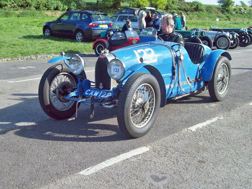 1926 Bugatti Type 37 Engine 1496cc S4