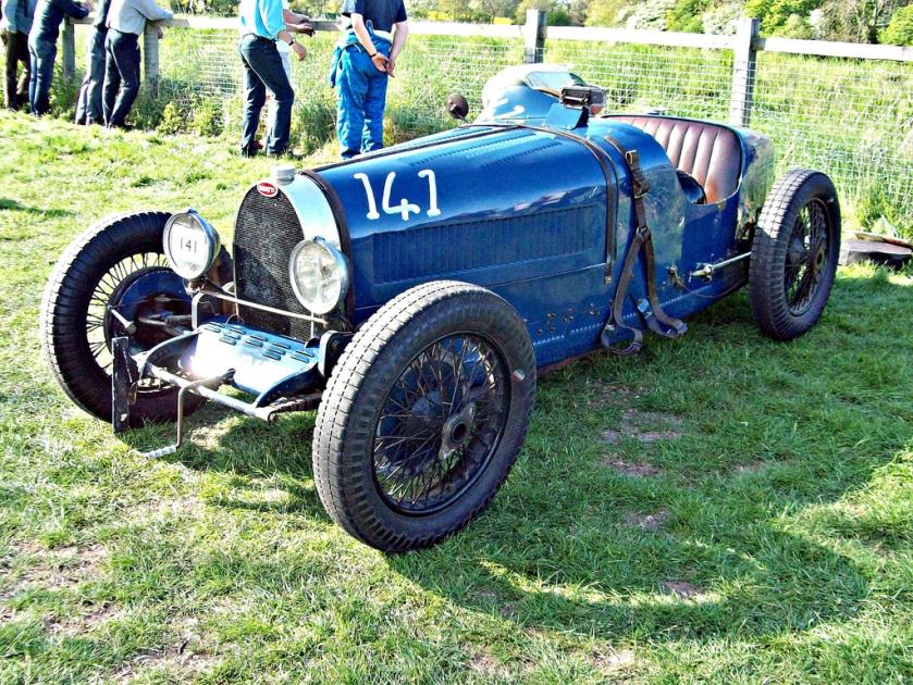 1928 Bugatti type 35 Engine 2995cc