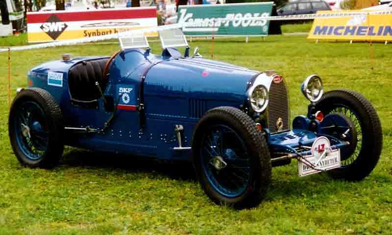 1928 Bugatti Type 37 Grand Prix Racer