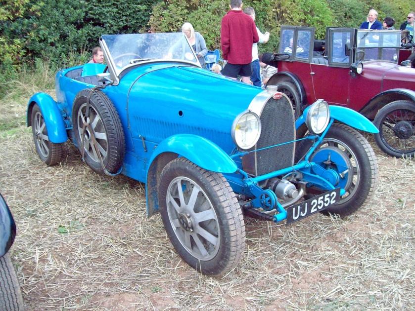 1928 Bugatti Type 38 Engine 2261cc