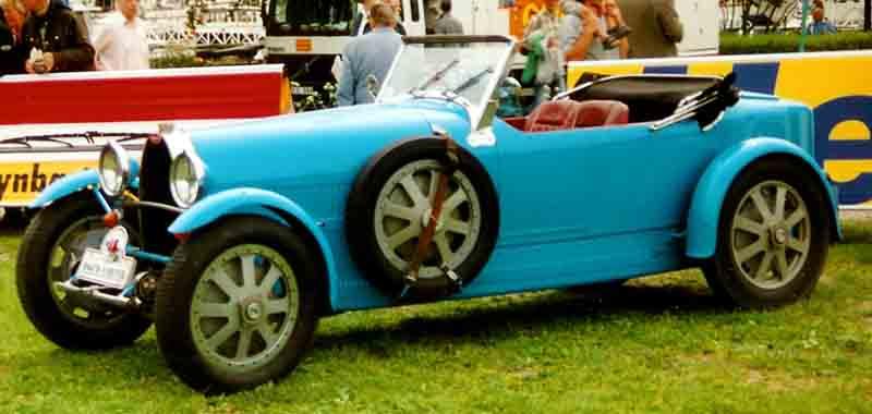1928 Bugatti Type 43 Grand Sport