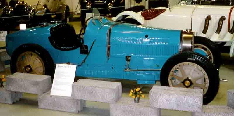 1929 Bugatti Type 35B Grand Prix Racer