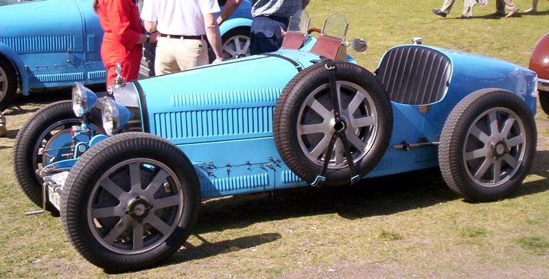1929 Bugatti Type 37A Grand Prix Racer